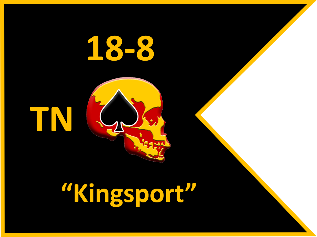 18-8 Kingsport No Back